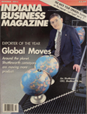 Jim Shuttleworth Indiana Business Magazine Cover