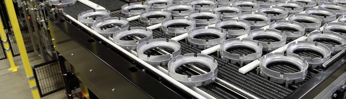 Banner automotive machined metering conveyor